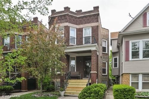 2518 N Ridgeway Unit 1, Chicago, IL 60647