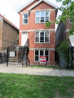 1823 S Fairfield Unit 1, Chicago, IL 60608
