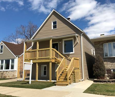6047 S Rutherford, Chicago, IL 60638