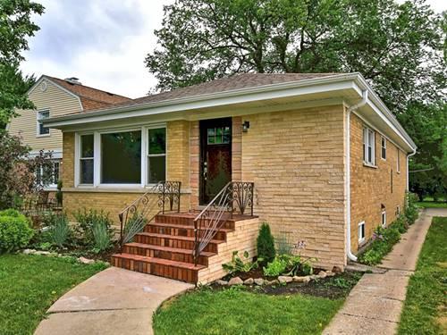 922 W Talcott, Park Ridge, IL 60068