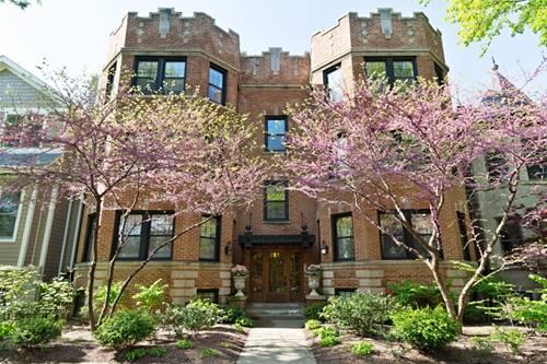 1427 W Warner Unit 2E, Chicago, IL 60613 Uptown