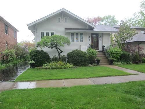 305 N Merrill, Park Ridge, IL 60068