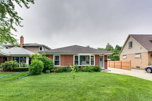 729 Sylviawood, Park Ridge, IL 60068