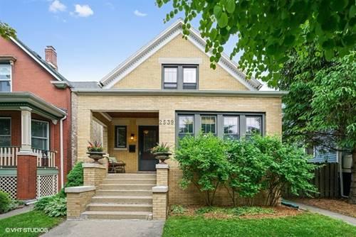 2539 N St Louis, Chicago, IL 60647 Logan Square