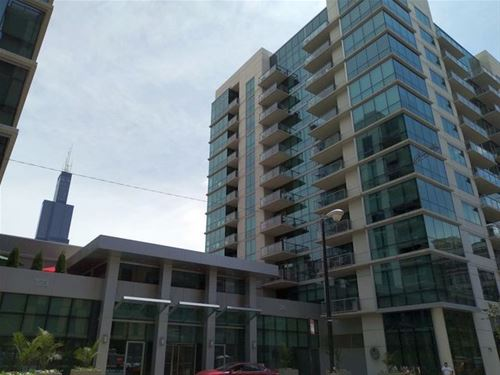 125 S Green Unit 505A, Chicago, IL 60607 West Loop