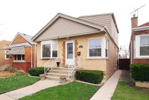 4911 S La Crosse, Chicago, IL 60638