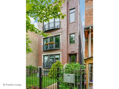2622 W Cortez Unit 3, Chicago, IL 60622