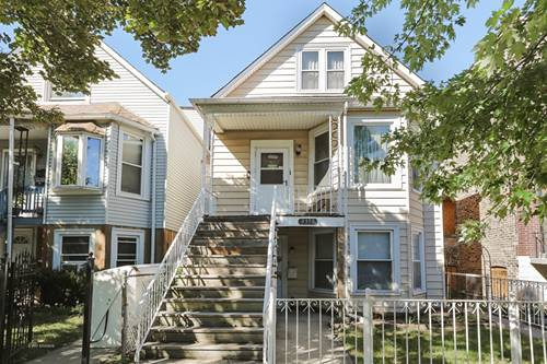 3350 W Cuyler, Chicago, IL 60618