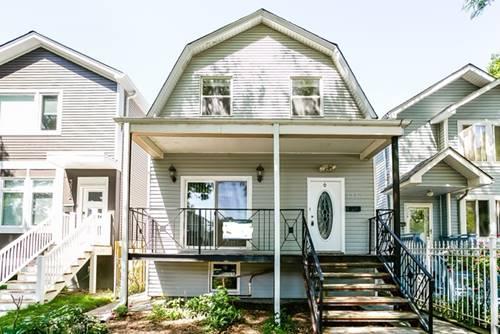 3356 N Kilbourn, Chicago, IL 60641