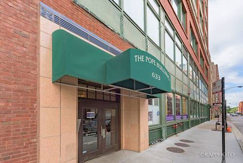 633 S Plymouth Unit 1206, Chicago, IL 60605 South Loop