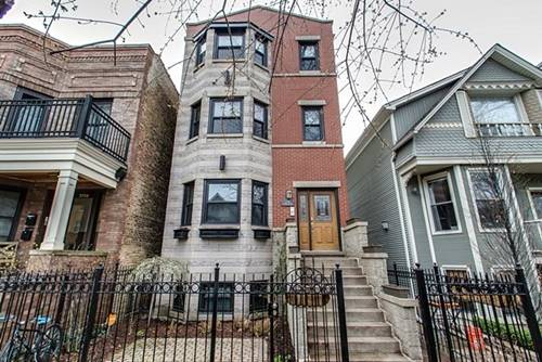 3708 N Bosworth Unit 2, Chicago, IL 60613 Lakeview