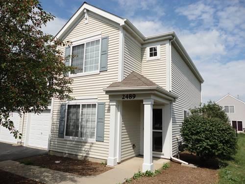 2489 Concord, Montgomery, IL 60538