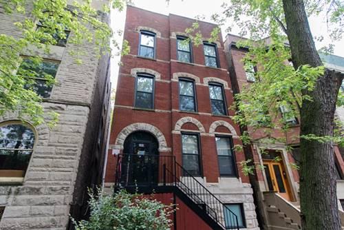 711 W Briar Unit 3, Chicago, IL 60657 Lakeview