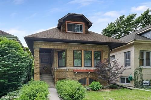 5042 N Monticello, Chicago, IL 60625