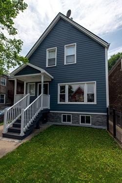 3707 W Concord, Chicago, IL 60647