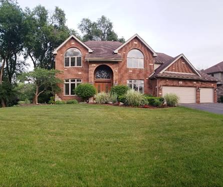 7431 W Pennington, Monee, IL 60449