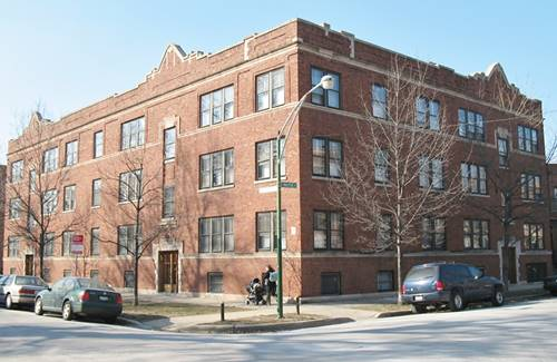 1336 W Waveland Unit 3, Chicago, IL 60613 Lakeview