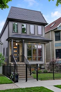 1941 W George, Chicago, IL 60657 West Lakeview