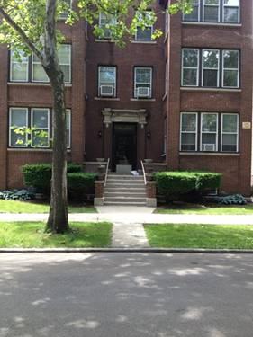 6248 N Wayne Unit 1, Chicago, IL 60660 Edgewater