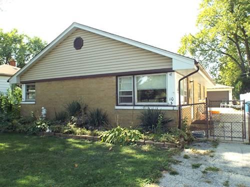 10 S Wisconsin, Addison, IL 60101
