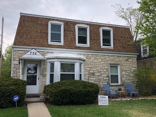 726 Wesley, Evanston, IL 60202