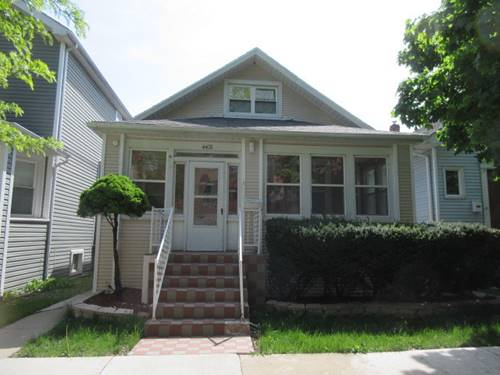 4431 N Harding, Chicago, IL 60625