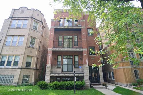 6114 N Rockwell Unit 1, Chicago, IL 60659