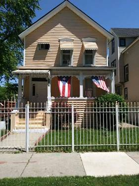 857 N Parkside, Chicago, IL 60651