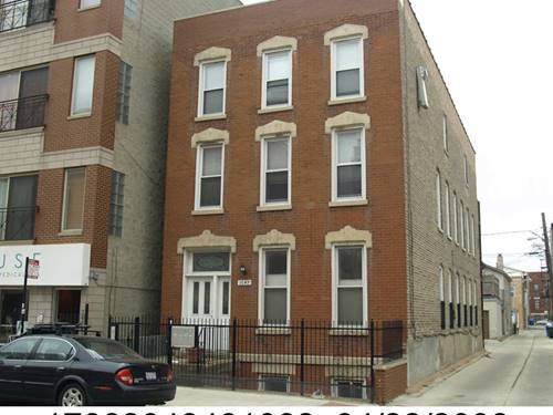 1647 W North Unit 3, Chicago, IL 60622 Wicker Park