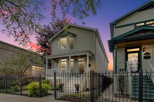 1750 W Byron, Chicago, IL 60613 Lakeview