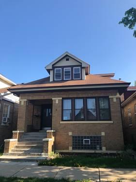 5153 W Warwick, Chicago, IL 60641