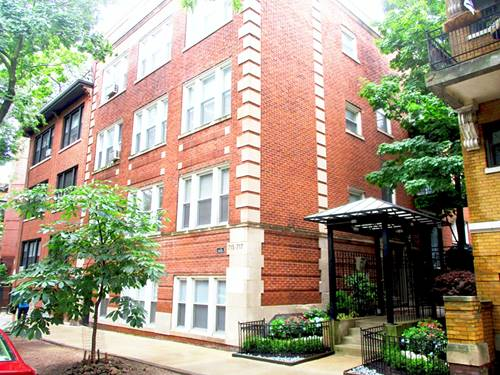 715 W Barry Unit 3A, Chicago, IL 60657 Lakeview