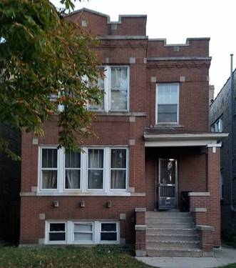 5125 W Montana, Chicago, IL 60639