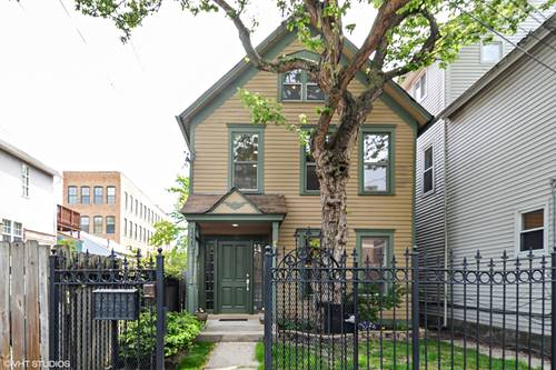 1225 N Marion, Chicago, IL 60622 Wicker Park