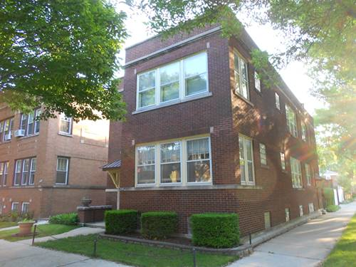 5658 N Campbell Unit 2, Chicago, IL 60659