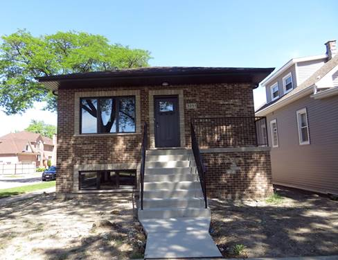 3251 N Overhill, Chicago, IL 60634