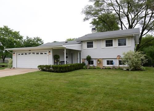 604 W Berkley, Hoffman Estates, IL 60169