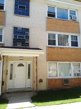 4923 N Lester Unit 2C, Chicago, IL 60630