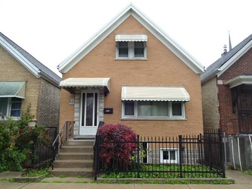 3643 S Wolcott, Chicago, IL 60609