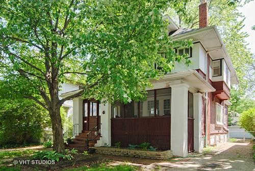 626 N Kenilworth, Oak Park, IL 60304