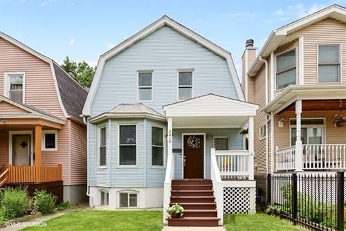 3410 N Troy, Chicago, IL 60618