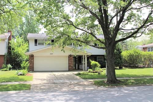 1247 Hillview, Homewood, IL 60430