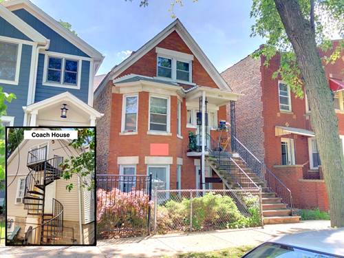 2919 N Seeley, Chicago, IL 60618 West Lakeview