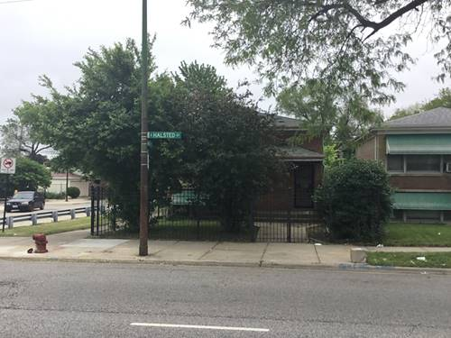 9601 S Halsted, Chicago, IL 60628