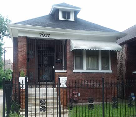 7917 S East End, Chicago, IL 60617