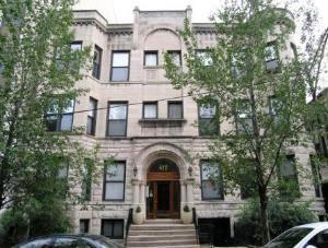 477 W Deming Unit 105, Chicago, IL 60614 Lincoln Park