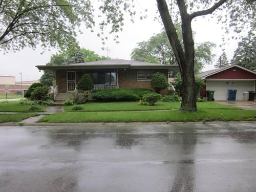 5337 Oak Center, Oak Lawn, IL 60453