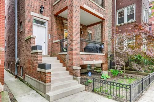 1517 W Ardmore Unit 1, Chicago, IL 60660 Edgewater