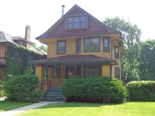 312 N Ridgeland, Oak Park, IL 60302