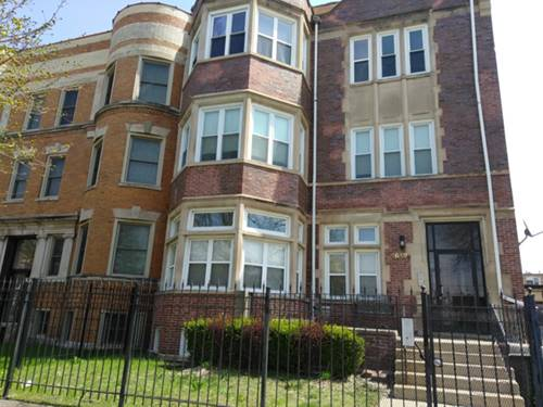 4619 S Prairie Unit 2, Chicago, IL 60653